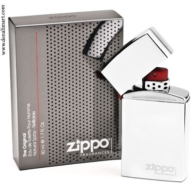 ZIPPO THE ORIGINAL REFILL MEN EDT-50ML