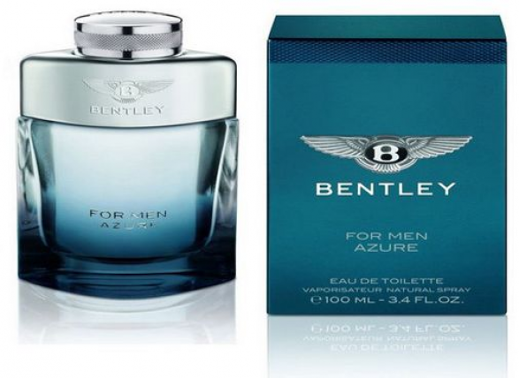 BENTLEY AZURE MEN EDT-100ML