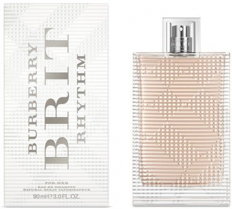 BURBERRY BRIT RHYTHM WOMEN EDT-90ML