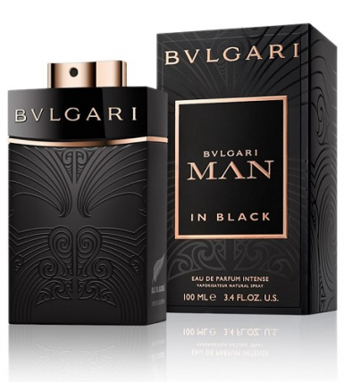 BVLGARI MAN IN BLACK INTENSE LIMITED EDITION MEN EDP-100ML