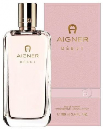 AIGNER DEBUT WOMEN EDP-100ML