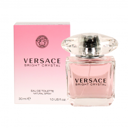 VERSACE BRIGHT CRYSTAL WOMEN EDT-30ML