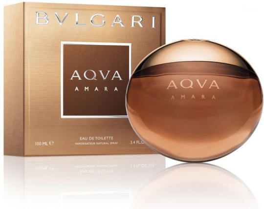 BVLGARI AQVA AMARA MEN EDT-100ML