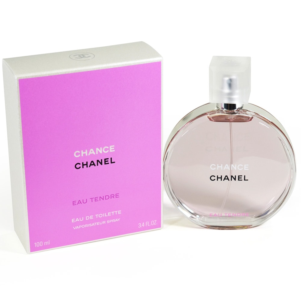 CHANEL CHANCE EAU TENDRE WOMEN EDT-100ML