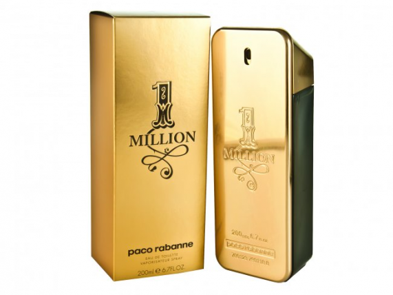 PACO RABANNE MILLION MEN EDT-200ML