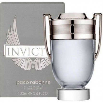 PACO RABANNE INVICTUS MEN EDT-100ML