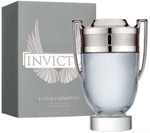 PACO RABANNE INVICTUS MEN EDT-150ML