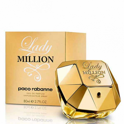 PACO RABANNE LADY MILLION WOMEN EDP-80ML