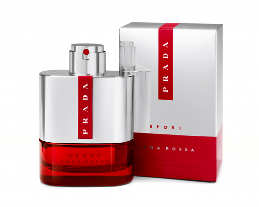PRADA LUNA ROSSA SPORT MEN EDT-100ML