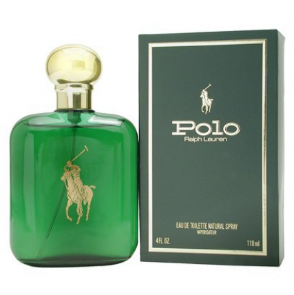 RALPH LAUREN POLO GREEN MEN EDT-118ML