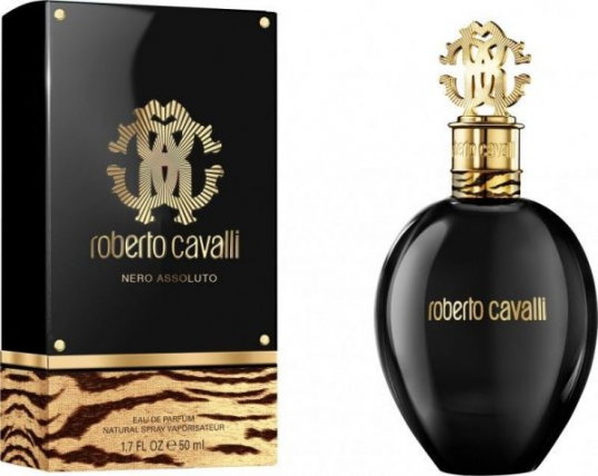 ROBERTO CAVALLI NERO ASSOLUTO WOMEN EDP-50ML