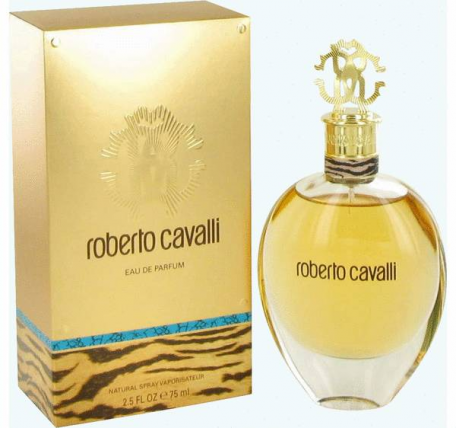 ROBERTO CAVALLI NEW WOMEN EDP-75ML