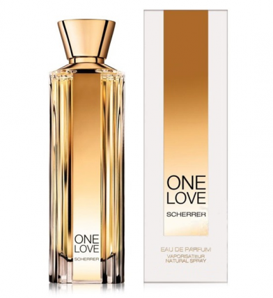 JEAN LOUIS SCHERRER ONE LOVE WOMEN EDP-100ML