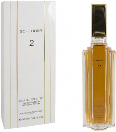 JEAN LOUIS SCHERRER 2 WOMEN EDT-100ML