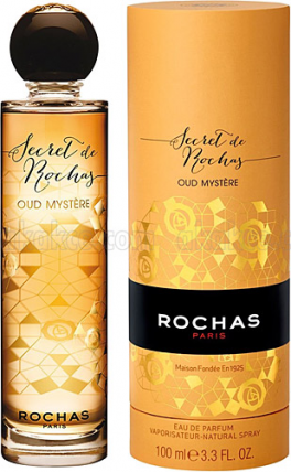 ROCHAS SECRET DE ROCHAS OUD MYSTERE WOMEN EDP-100ML