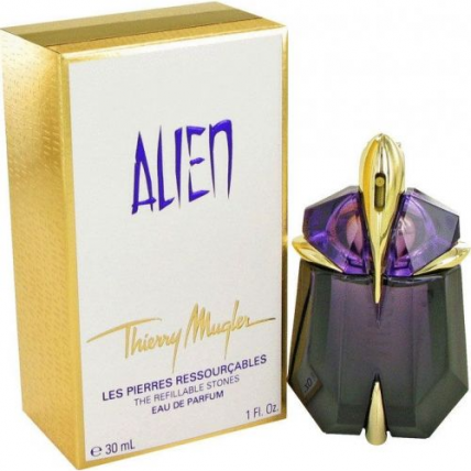 THIERRY MUGLER ALIEN REFILLABLE WOMEN EDP-30ML