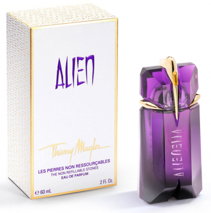 THIERRY MUGLER ALIEN REFILLABLE WOMEN EDP-60ML