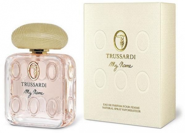 TRUSSARDI MY NAME WOMEN EDP-50ML