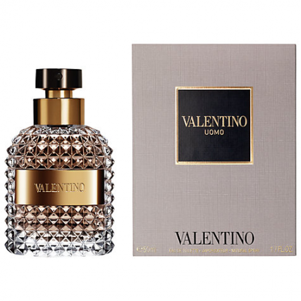 VALENTINO UOMO MEN EDT-50ML