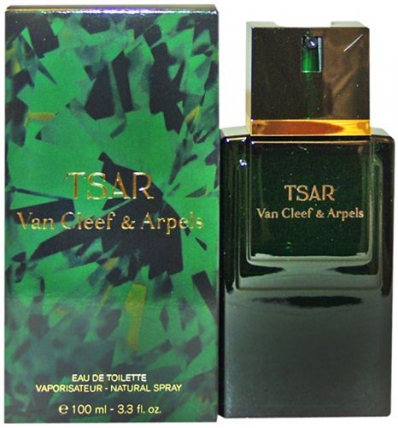 VAN CLEEF & ARPELS TSAR MEN EDT-100ML