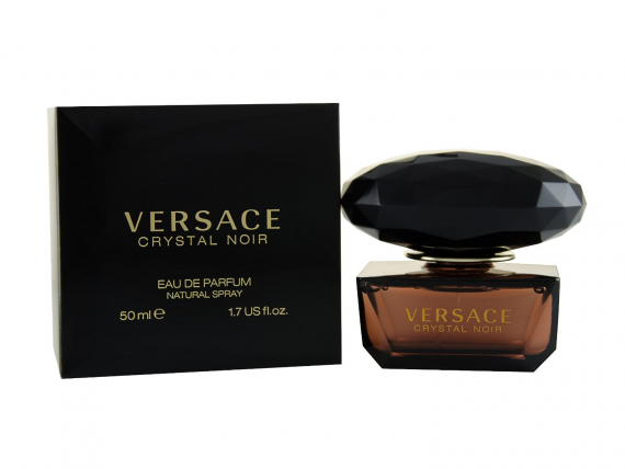 VERSACE CRYSTAL NOIR WOMEN EDP-50ML