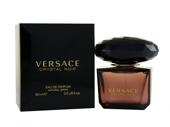 VERSACE CRYSTAL NOIR WOMEN EDP-90ML