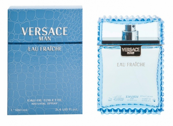 VERSACE EAU FRAICHE MEN EDT-100ML
