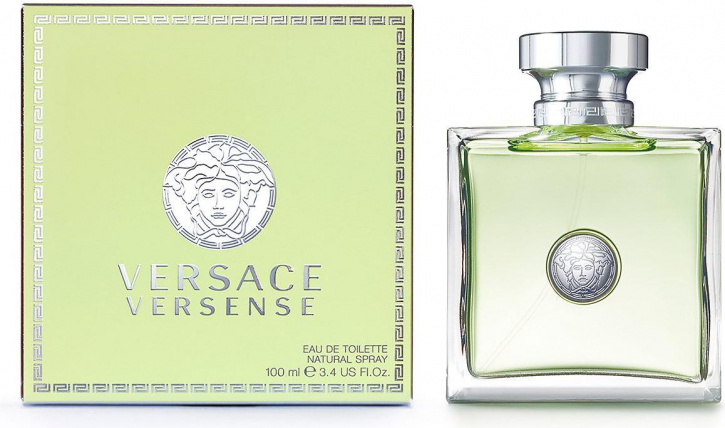 VERSACE VERSENSE WOMEN EDT-100ML