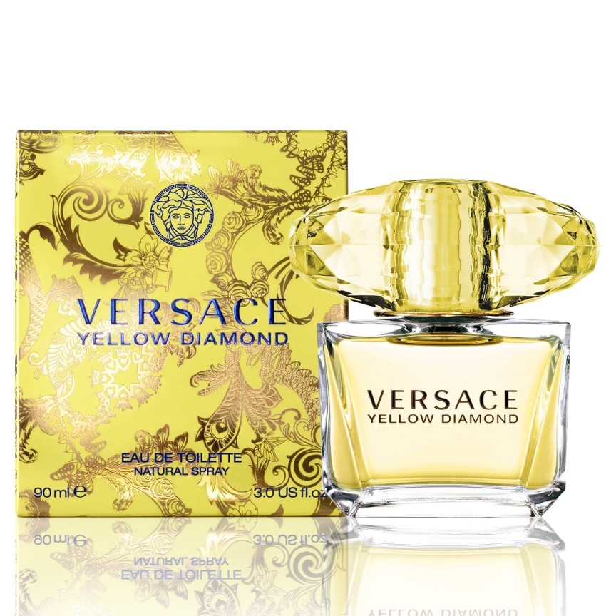VERSACE YELLOW DIAMOND WOMEN EDT-90ML