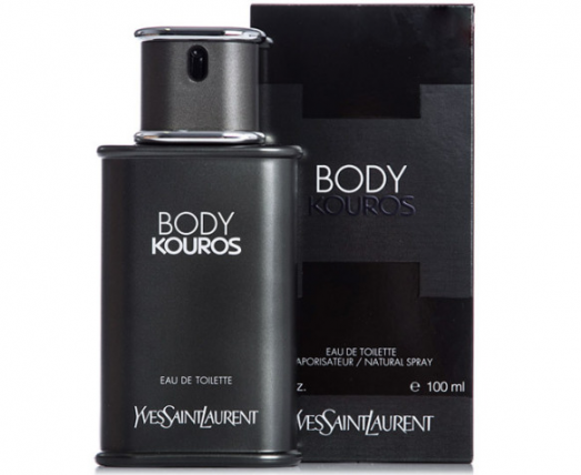 YVES SAINT LAURENT LHOMME BODY KOUROS MEN EDT-100ML