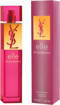YVES SAINT LAURENT ELLE WOMEN EDP-90ML