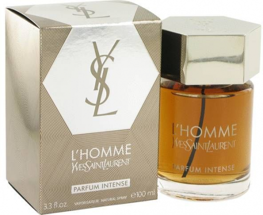 YVES SAINT LAURENT LHOMME INTENSE MEN EDP-100ML