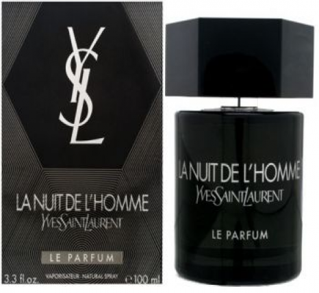 YVES SAINT LAURENT LA NUIT DE LHOMME LE PARFUM MEN EDT-100ML
