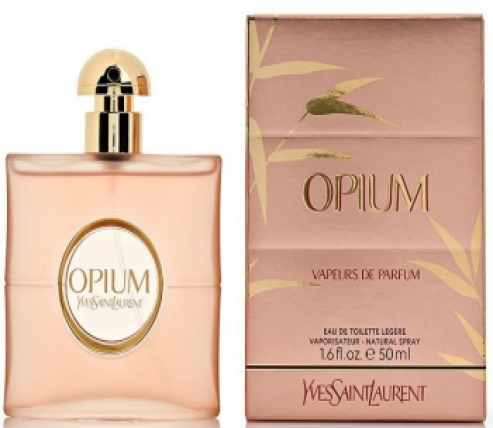 YVES SAINT LAURENT OPIUM LEGERE WOMEN EDT-50ML