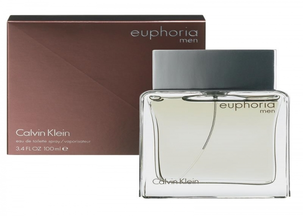CALVIN KLEIN EUPHORIA MEN EDT-100ML